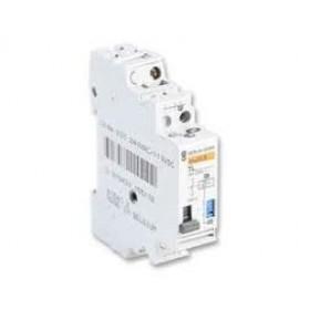 TELERUTTORE TL 2P 16A 12VAC/6VDC PASSO/PASSO